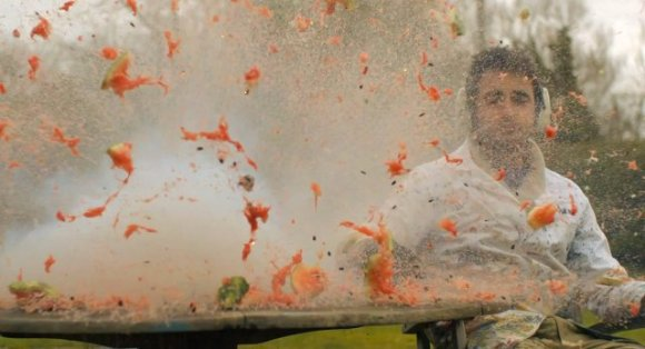The Slow Mo Guys-WaterMelon Exploding-6