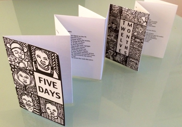 17 Poems by Hugh McMillan, designed by Hugh Bryden.