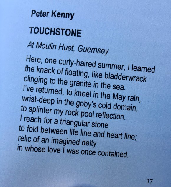 Touchstone by Peter Kenny